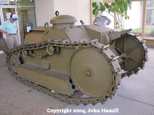 World War I Tanks